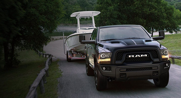2020 RAM 1500 Classic safety