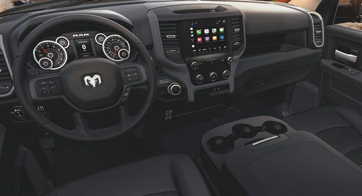 2020 RAM Chassis Cab comfort