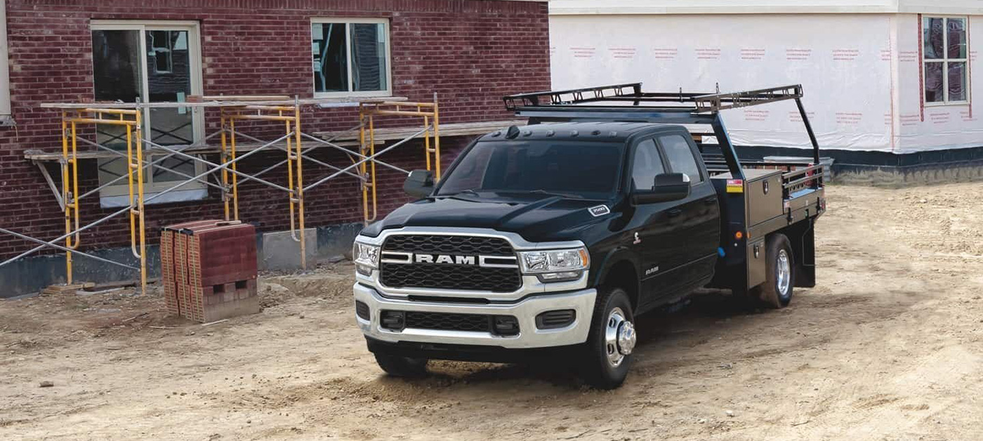 2020 RAM Chassis Cab Main Img