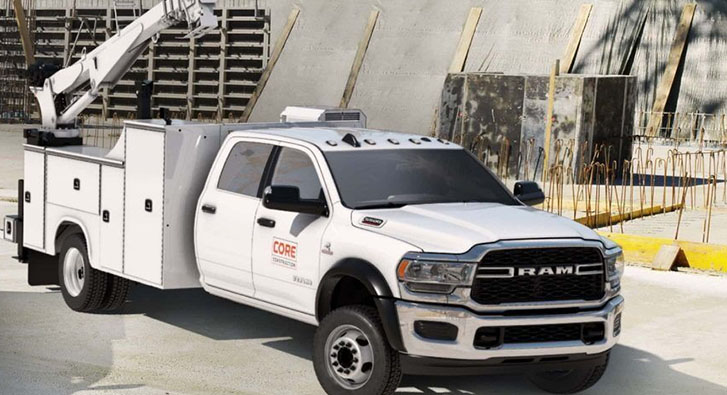 2020 RAM Chassis Cab performance