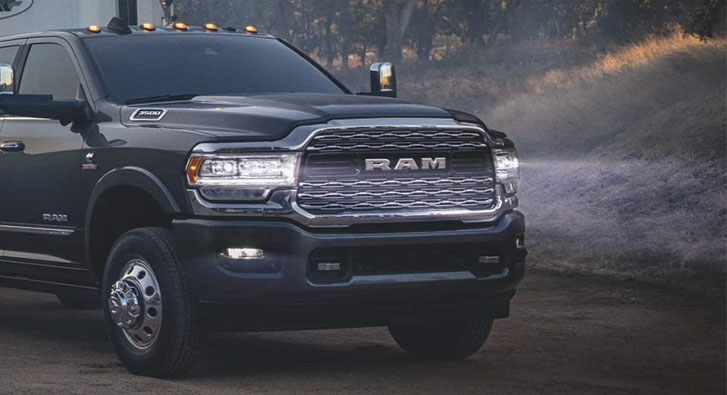 2020 RAM Chassis Cab safety