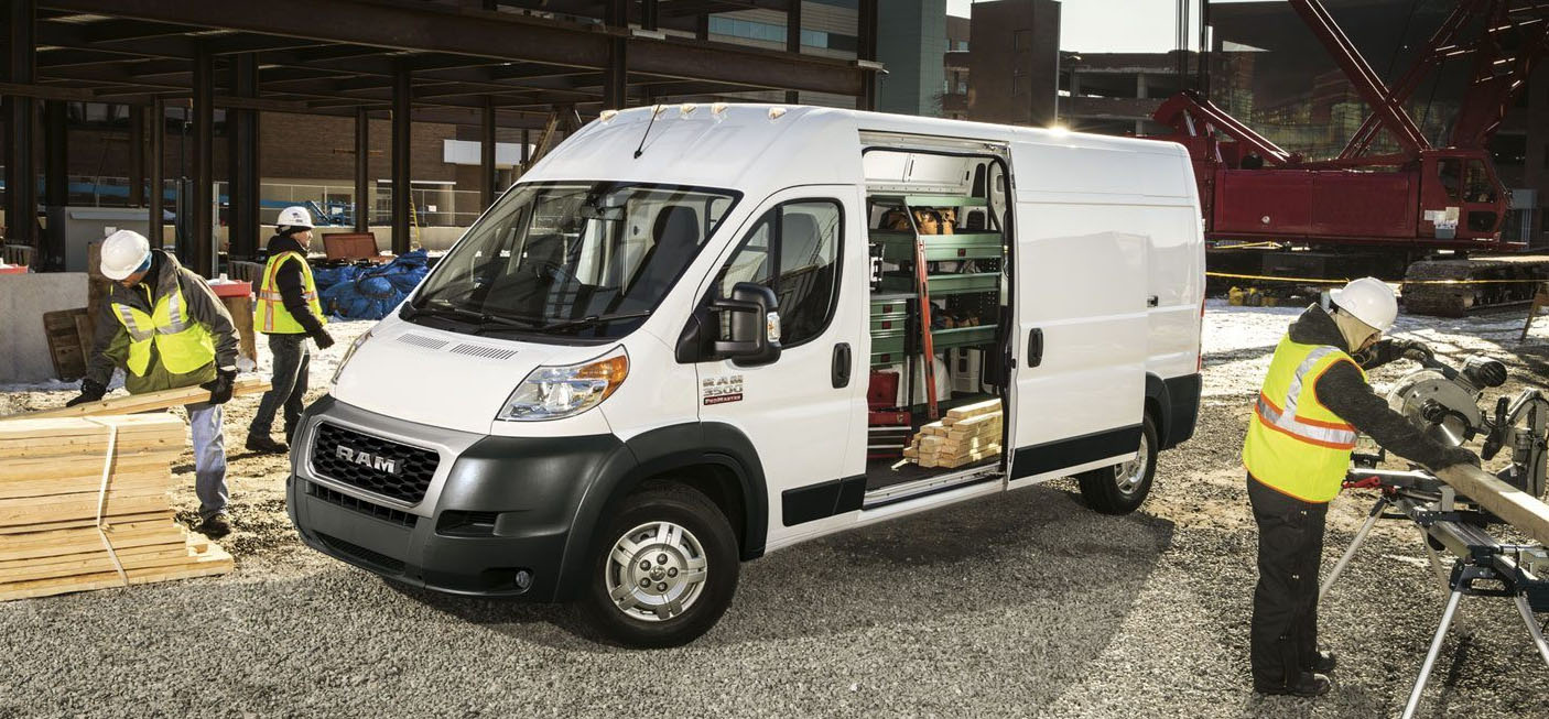 2020 RAM Promaster Appearance Main Img
