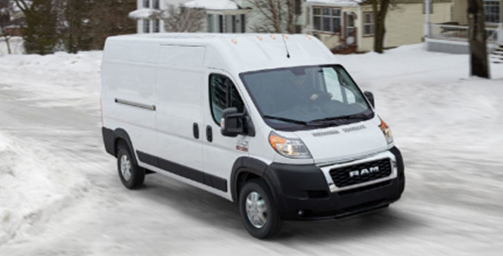 2020 RAM Promaster safety