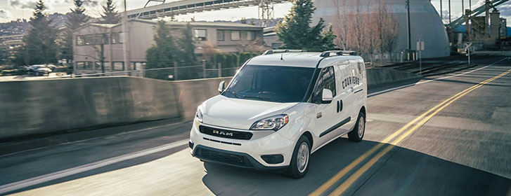 2021 RAM ProMaster City performance