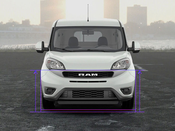 2021 RAM ProMaster City safety