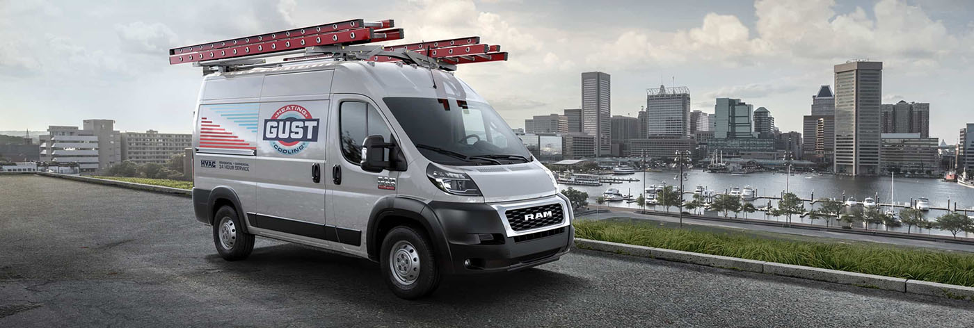 2021 RAM ProMaster Safety Main Img