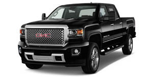 2017 GMC Sierra 2500 Denali For Sale in West Covina, CA