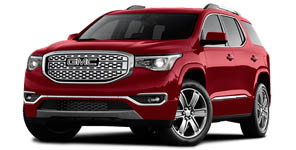 2017 GMC Acadia Denali For Sale in West Covina, CA
