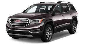 2017 GMC Acadia For Sale in West Covina, CA