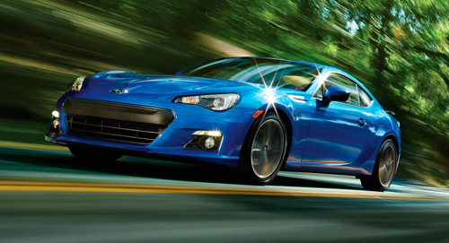 2015 Subaru BRZ performance