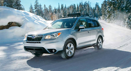 2015 Subaru Forester safety