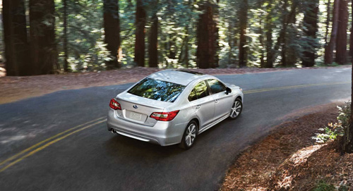 2015 Subaru Legacy safety