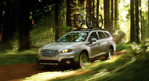 2015 Subaru Outback safety