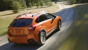 2015 Subaru XV Crosstrek Hybrid performance