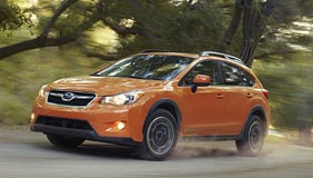 2015 Subaru XV Crosstrek performance