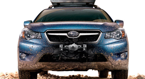 2015 Subaru XV Crosstrek safety