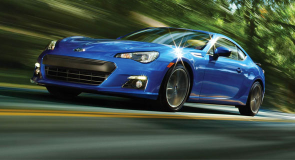 2016 Subaru BRZ performance