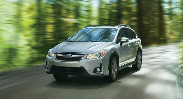 2016 Subaru Crosstrek Hybrid performance
