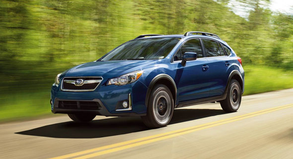 2016 Subaru Crosstrek Hybrid safety