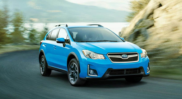 2016 Subaru Crosstrek performance