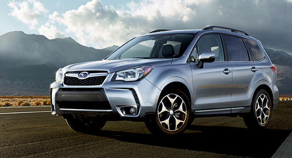 2016 Subaru Forester performance