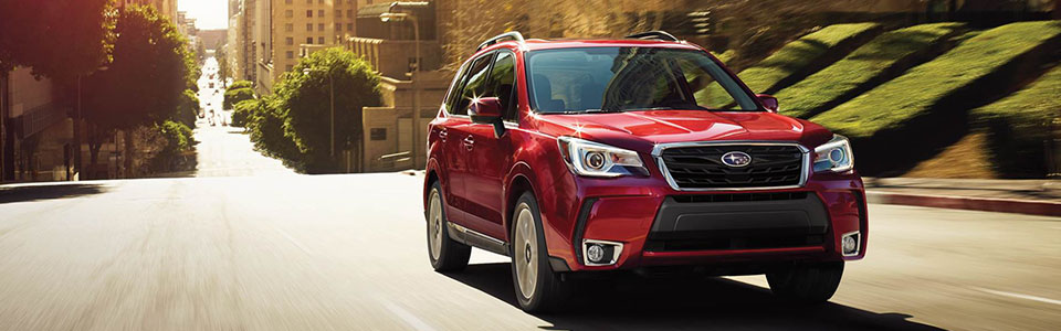 2016 Subaru Forester Safety Main Img
