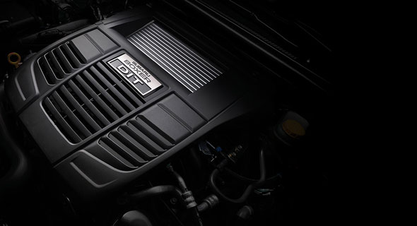 2016 Subaru WRX performance
