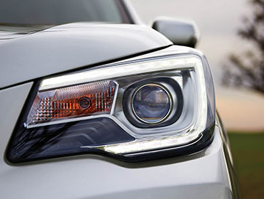 Steering Responsive Headlights