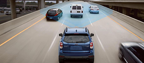 EyeSight® Driver Assist Technology