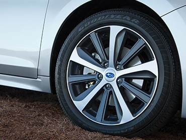 18-inch Aluminum-Alloy Wheels