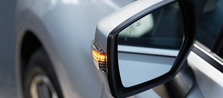 Body-Color Side Mirrors