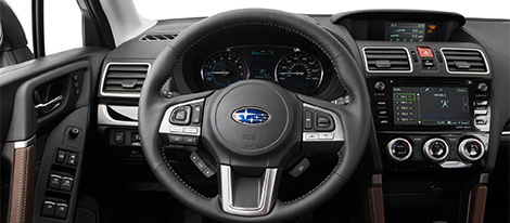Heated Steering Wheel and Memory Seating