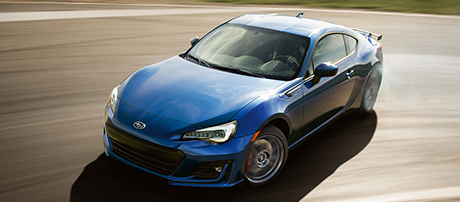 2018 Subaru BRZ performance