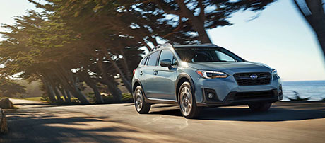 2018 Subaru Crosstrek performance