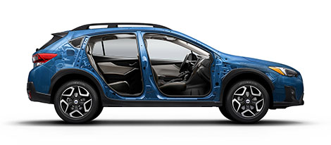 2018 Subaru Crosstrek safety