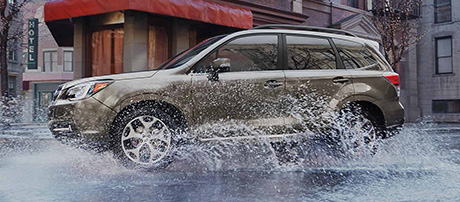 2018 Subaru Forester performance