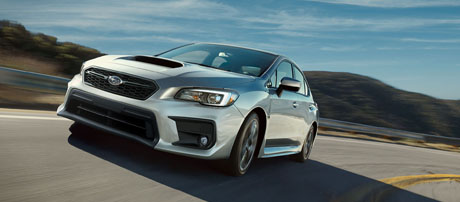 2018 Subaru WRX performance