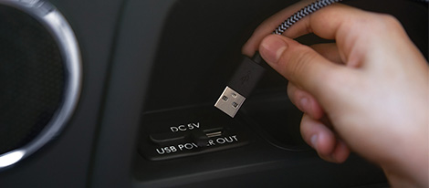 Wi-Fi Connectivity and USB Charging