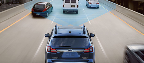 EyeSight<sup>®</sup> Driver Assist Technology