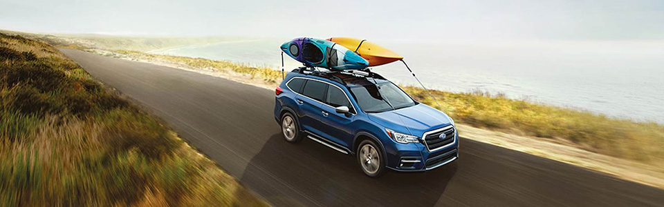 2019 Subaru Ascent Safety Main Img