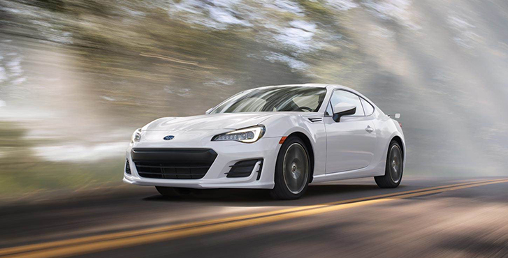 2019 Subaru BRZ safety