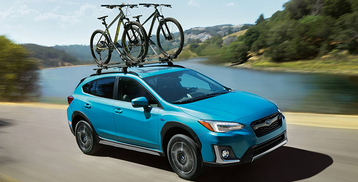 2019 Subaru Crosstrek Hybrid performance