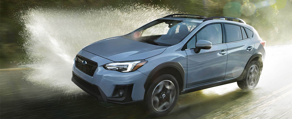 2019 Subaru Crosstrek Hybrid Safety Main Img