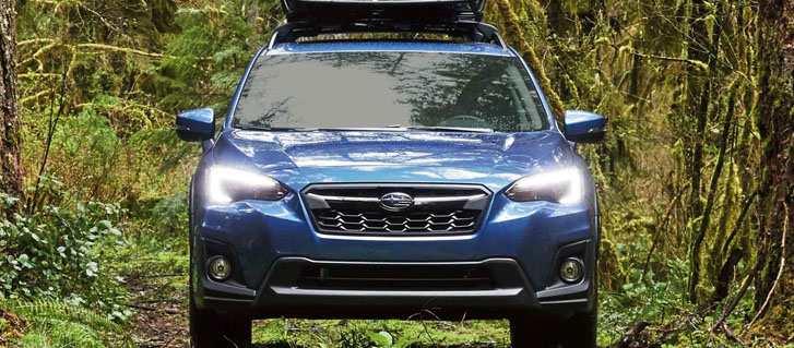 2019 Subaru Crosstrek performance