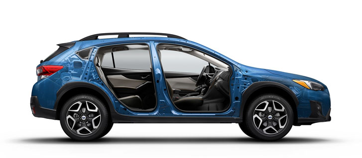 2019 Subaru Crosstrek safety