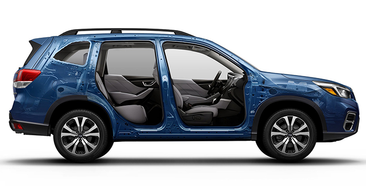 2019 Subaru Forester safety