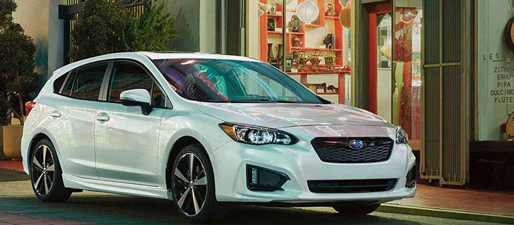 2019 Subaru Impreza performance