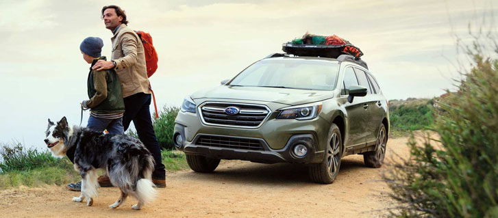 2019 Subaru Outback performance