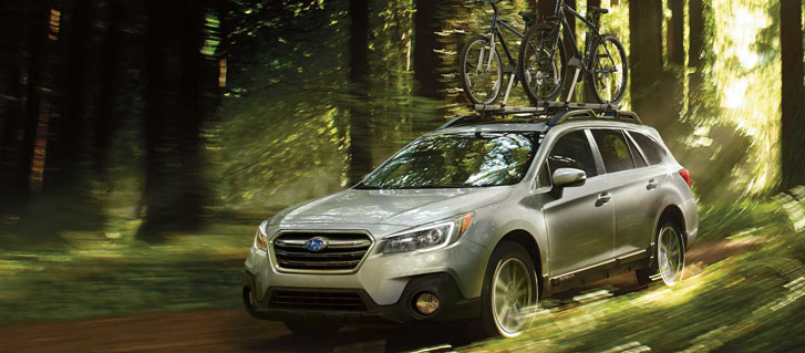 2019 Subaru Outback safety