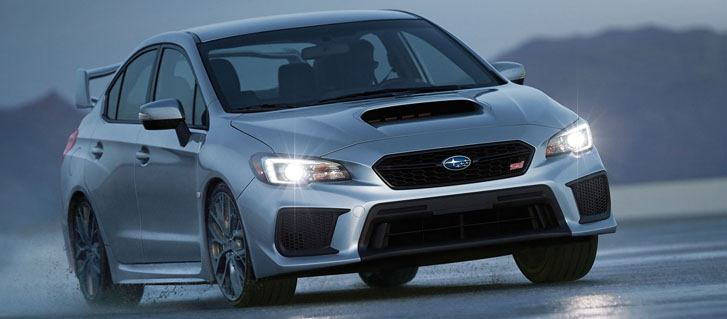 2019 Subaru WRX safety